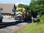 GEEP Power on the East Penn Railroad